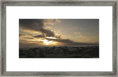 From Above Framed Print by Heidi Smith