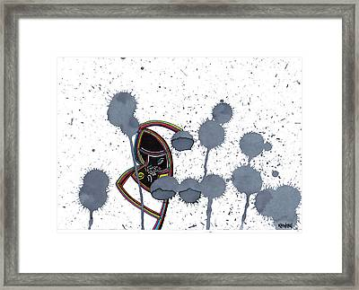 From Framed Print by Kendrew Black