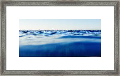 Fun Time Framed Print by Stelios Kleanthous