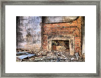 Gather Round Framed Print by JC Findley