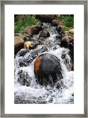 Gatlinburg Tenn Framed Print by Frozen in Time Fine Art Photography