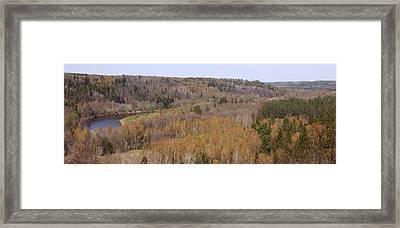 Gauja River Framed Print by Igors Parhomciks