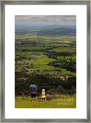 Generations Framed Print by Blair Stuart
