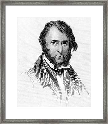 George Cruikshank Framed Print by Granger