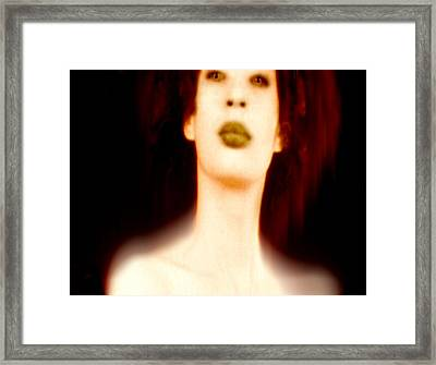Ghost Framed Print by Fine Art  Photography