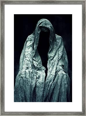 Ghost Framed Print by Joana Kruse