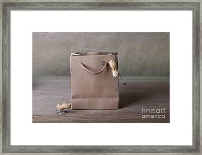 Going Shopping 03 Framed Print by Nailia Schwarz