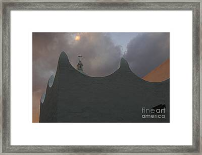 Goliad Mission 1 Framed Print by Bob Christopher