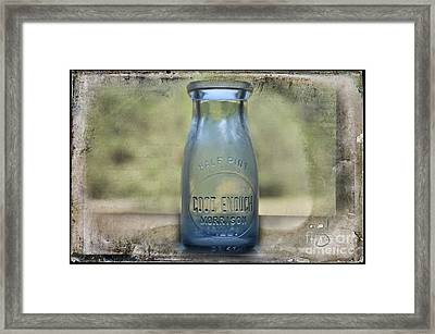 Good Enough Framed Print by David Arment