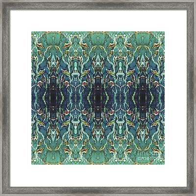 Graceleavz  Framed Print by Sue Duda