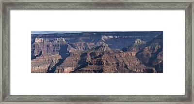 Grand Canyon At Hopi Point Page 4 Of 4 Framed Print by Gregory Scott