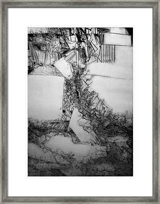Graphics Europa 200 Framed Print by Waldemar Szysz