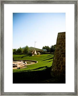 Guide To The Stars 02 Framed Print by Michael Knight