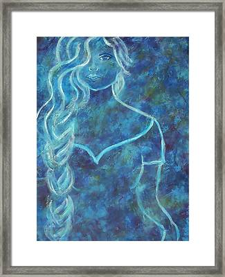 Guinevere Framed Print by The Art With A Heart By Charlotte Phillips