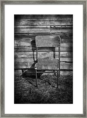 Hair Cut  Framed Print by JC Photography and Art