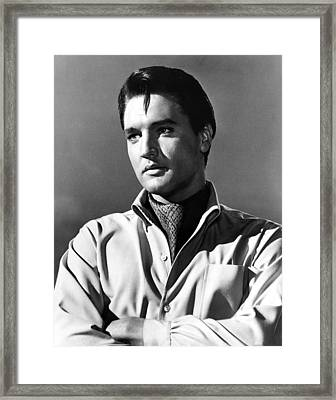 Harum Scarum, Elvis Presley, 1965 Framed Print by Everett