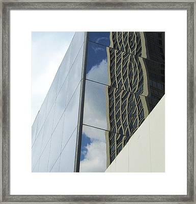 Heat Wave-1 Framed Print by Todd Sherlock