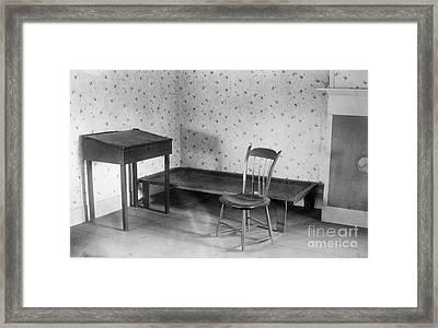 Henry David Thoreau Framed Print by Granger