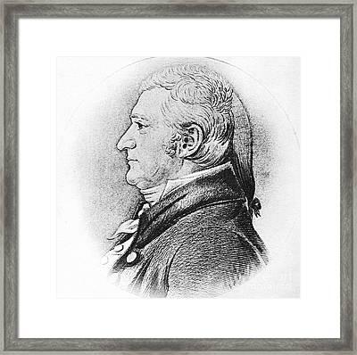 Henry Dearborn (1751-1829) Framed Print by Granger