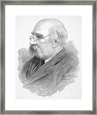 Henry Mayhew (1812-1887) Framed Print by Granger