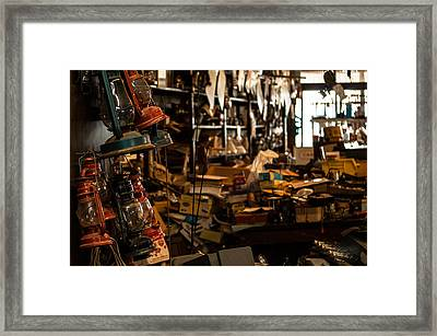 Hidden Treasures Framed Print by Melissa Wyatt