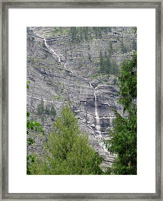 High Country Framed Print by Angie Vogel