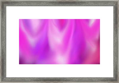 Higher Consciousnesses For Love Framed Print by Rosana Ortiz