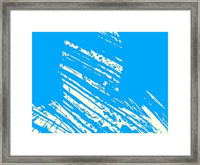 Him  Framed Print by Pixel Chimp