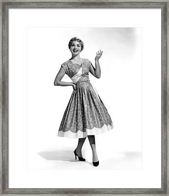 Hit The Deck, Jane Powell, 1954 Framed Print by Everett