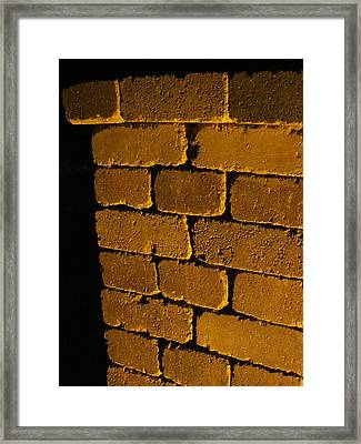 Holding It All Together Framed Print by Guy Ricketts