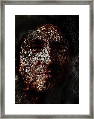 Hollowman Framed Print by Christopher Gaston