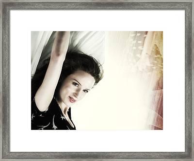Holly Monday Framed Print by Paul W Sharpe Aka Wizard of Wonders