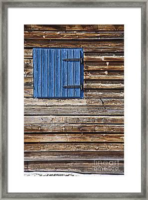 Home - Sweet Home Framed Print by Heiko Koehrer-Wagner