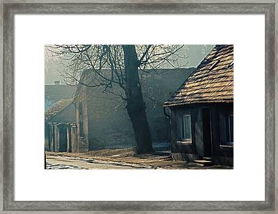 Home Framed Print by Marcin and Dawid Witukiewicz