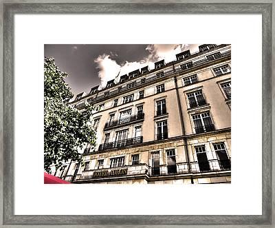 Hotel Adlon - Berlin Framed Print by Juergen Weiss