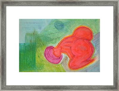 Hotentot Framed Print by Genoa Chanel