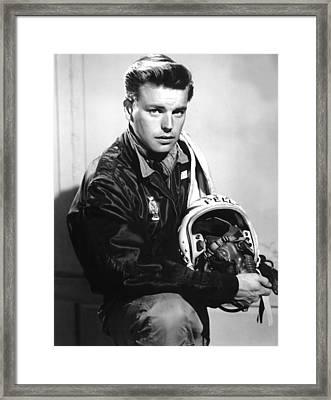 Hunters, The, Robert Wagner, 1958 Framed Print by Everett