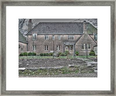 Hunting Framed Print by Chris Witte