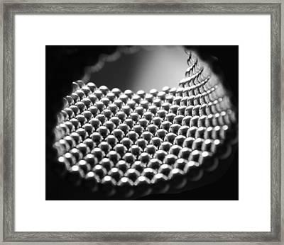 Hypnotize 2 Framed Print by Sumit Mehndiratta
