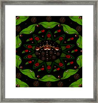 I Love You Framed Print by Pepita Selles