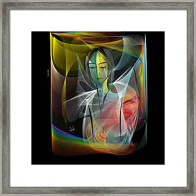 I Need Me Framed Print by Hayrettin Karaerkek