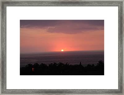 I Want To See Beyond Framed Print by Raquel Amaral