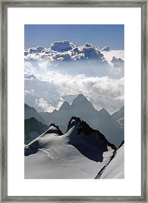 Il Paradiso Framed Print by Alpine Light & Structure