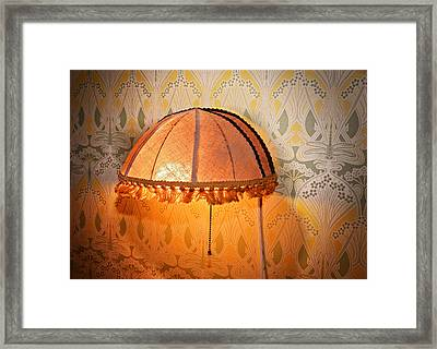 Illumination Framed Print by Susan Leggett
