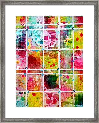 Images Of The State Fair Framed Print by David Raderstorf