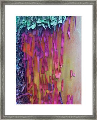 Framed Print featuring the digital art Imagination by Richard Laeton