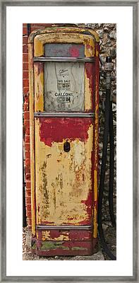 In An Age Gone Bye.. Framed Print by Camera Rustica Bill Kerr