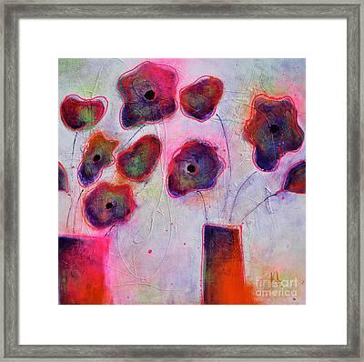 In Full Bloom 2 Framed Print by Johane Amirault
