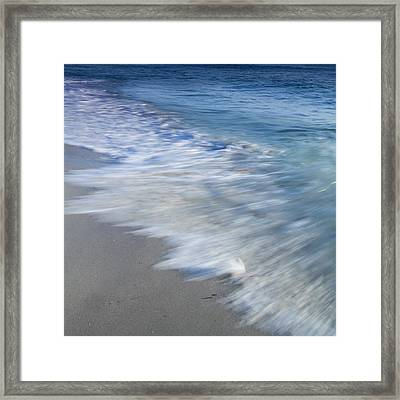 Incoming Framed Print by Ryan Weddle