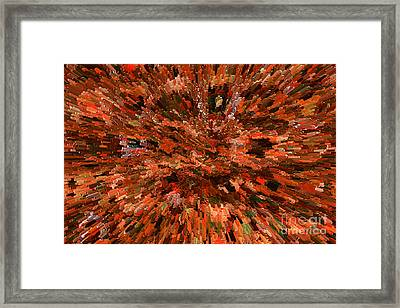 Influence Of Innovation Framed Print by Carol Groenen